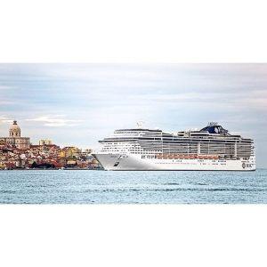 MSC PREZIOSA na plavbách s RIVIERA TOUR
