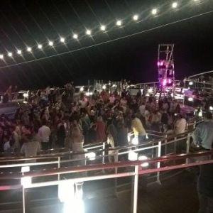 Plavba 801 MSC MERAVIGLIA s RIVIERA TOUR