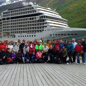 RIVIERA TOUR na plavbách