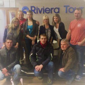Vánoční večírek RIVIERA TOUR