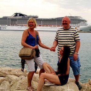 Plavby na moři s RIVIERA TOUR-Katakolon
