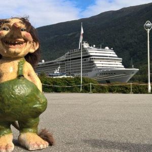 CK RIVIERA TOUR na plavbě 734 NORSKÉ FJORDY