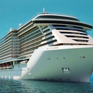Plavba na nové SEASIDE s RIVIERA TOUR
