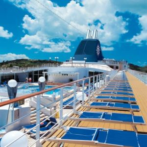 MSC LIRICA na plavbách s RIVIERA TOUR