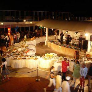Stravování na lodích MSC CRUISES s CK RIVIERA TOUR