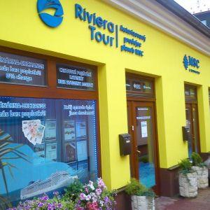 Plavby s RIVIERA TOUR