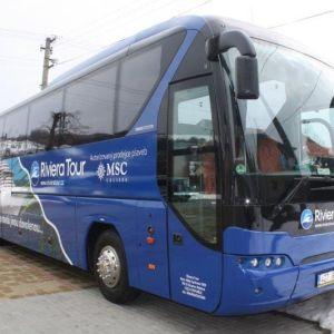 Doprava do přístavu RIVIERA TOUR