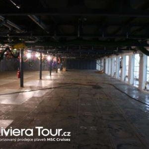 Mincovní slavnost SEAVIEW - RIVIERA TOUR