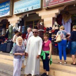 DUBAJ A ARABSKÉ EMIRÁTY s RIVIERA TOUR