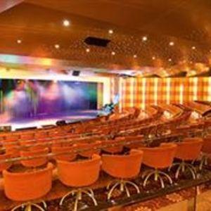 MSC SINFONIA  divadlo