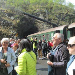 Plavby na moři s RIVIERA TOUR-Norsko