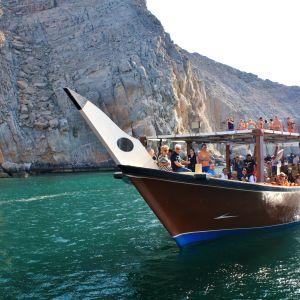 PERSKÝ ZÁLIV na plavbách s RIVIERA TOUR
