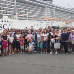 818 PLAVBA S RIVIERA TOUR NA MSC SPLENDIDA
