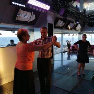 Taneční plavba s RIVIERA TOUR na MSC MUSICA