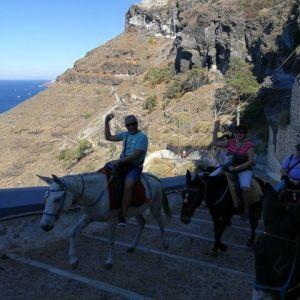 Santorini na plavbě MSC MUSICA s RIVIERA TOUR