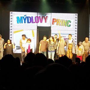 Vánoční adventní Praha a muzikál Mydlový Princ s autogramiádou Terezky Kostkové - zájezd s RIVIERA TOUR