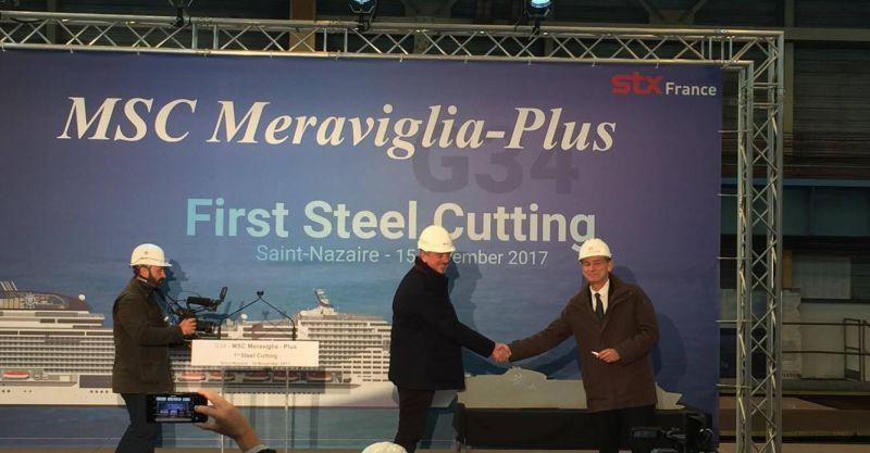 MSC GRANDIOSA na nových plavbách s RIVIERA TOUR
