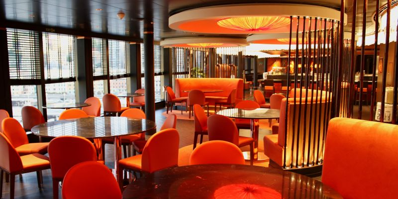 MSC SEAVIEW***** restaurace