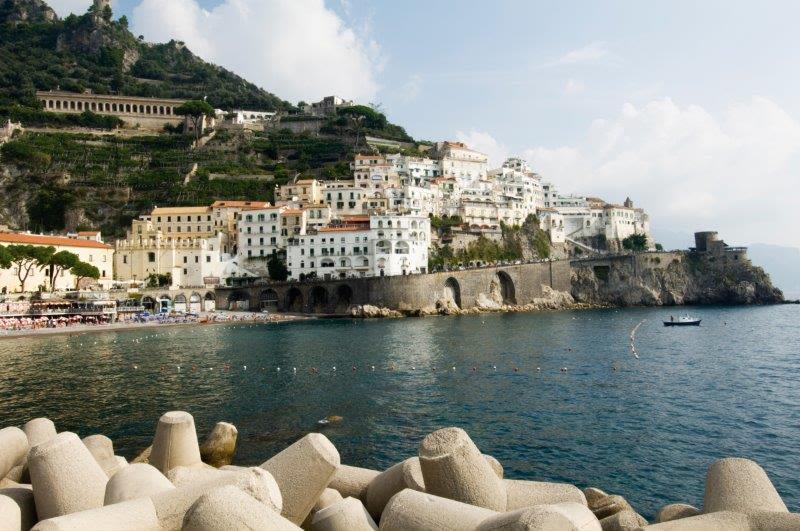 Amalfi na plavbách s RIVIERA TOUR